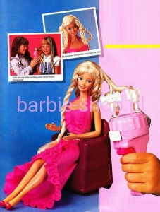 1982  Barbie  Twirly Curls (Video)