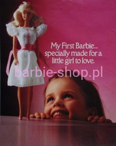1984  Barbie  My First (Video)