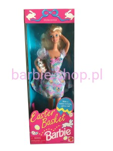 1995 Easter Basket Barbie  / Wielkanoc