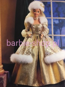 1995   Winter Fantasy  Barbie