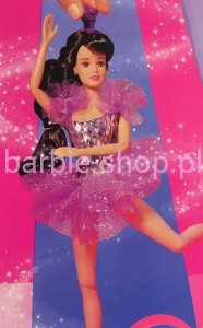 1995  Barbie Twirling Ballerina  Teresa  ( Video )